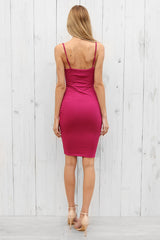SALE - zara dress in pink