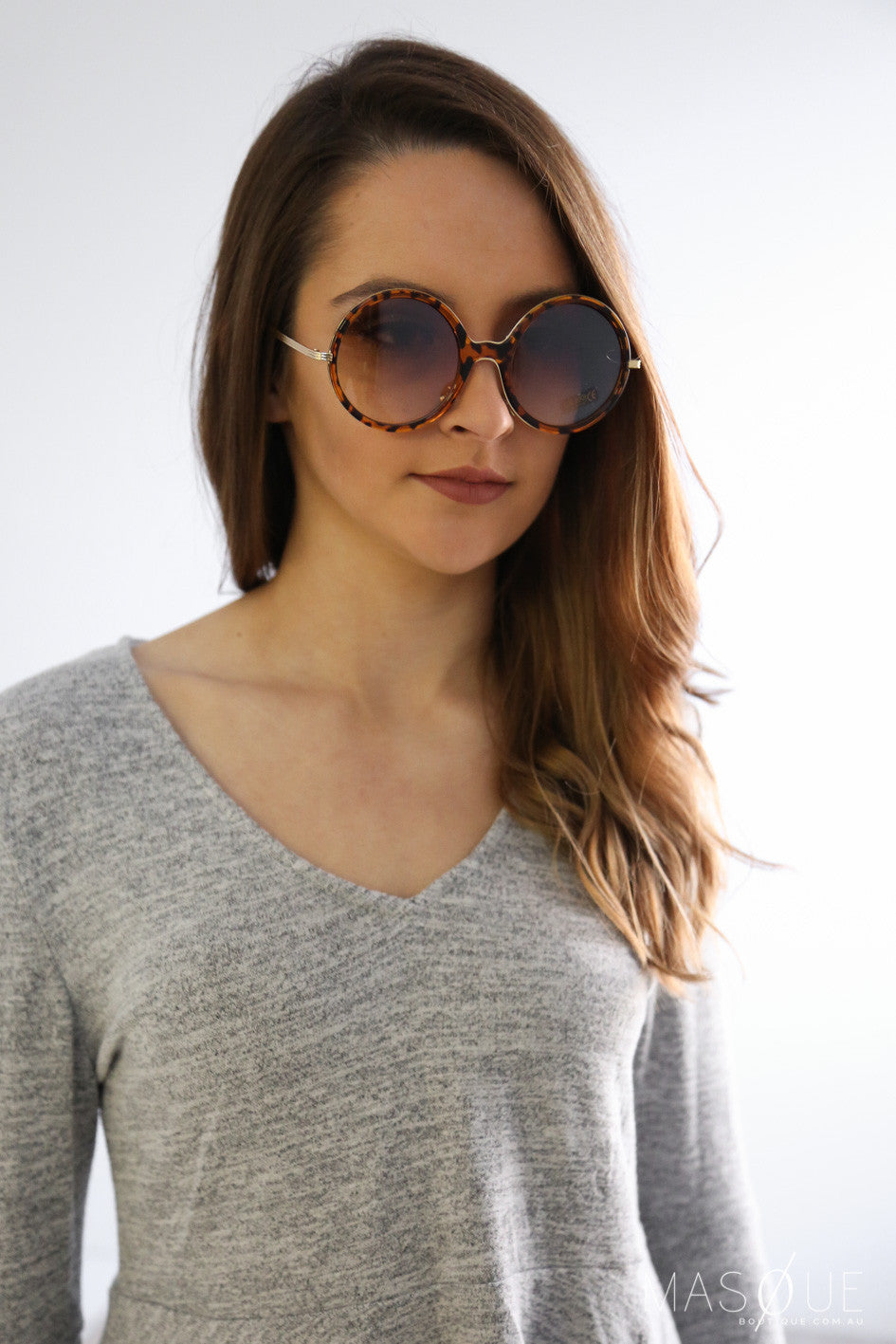 jackie shades in tortoise shell