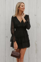 hopeful dress in black