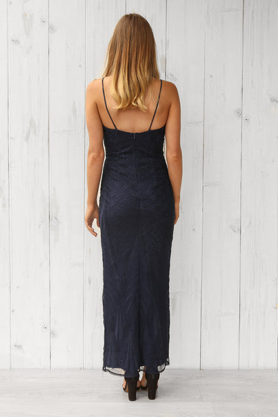 SALE- lottie maxi dress