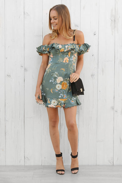 hayfield floral dress