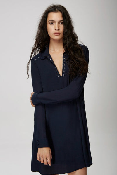 passenger shirt dress by the fifth