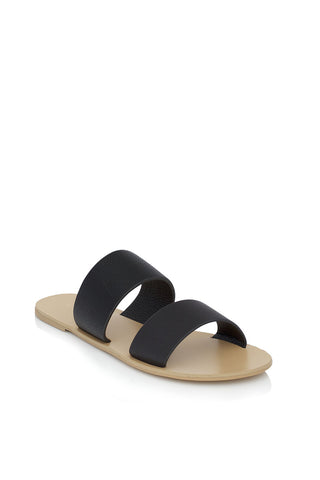 cuban slides in black