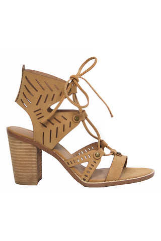 palomar sandals in camel