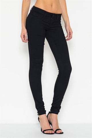 Cello Black Skinny Jeans