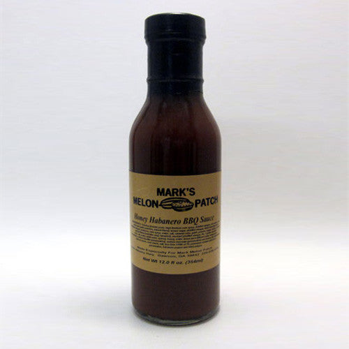 Honey Habanero BBQ Sauce