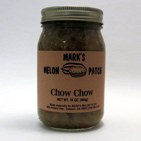 Mild Green Chow-Chow