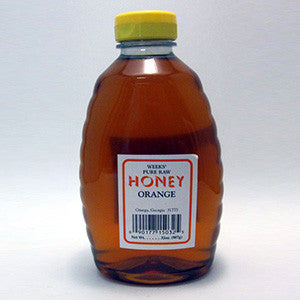 Orange Honey