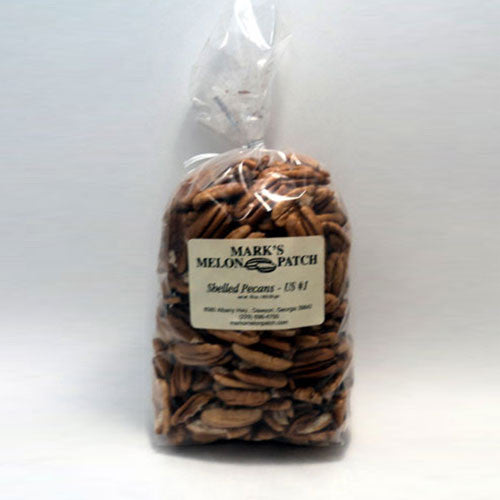 Shelled Paper Shell Pecans