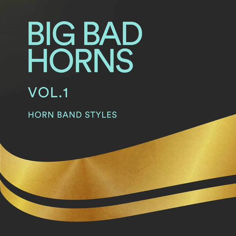 Big Bad Horns Vol.1