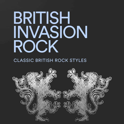 British Invasion Rock