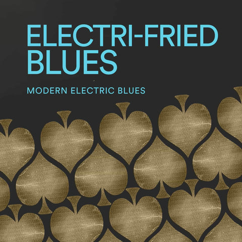 Electrifried Blues Drums