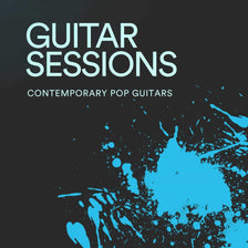Guitar Sessions Contemporary Pop Guitars