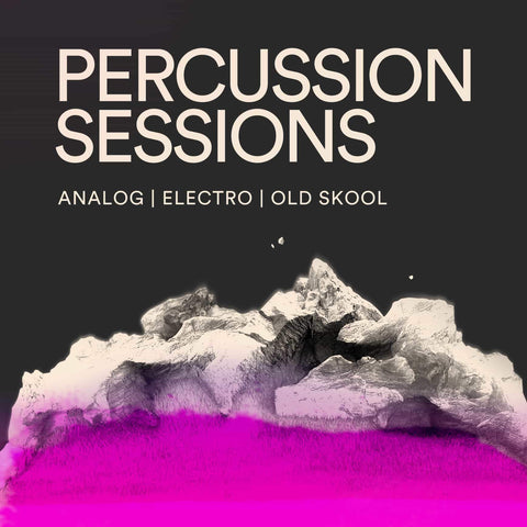 Percussion Sessions - Analog Electro and Old Skool