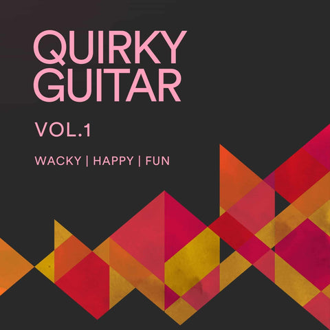 Quirky Guitars Vol.1