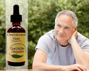 cholesterol ease organic herbal tincture