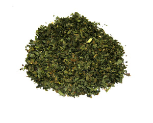 peppermint organic loose leaf herb