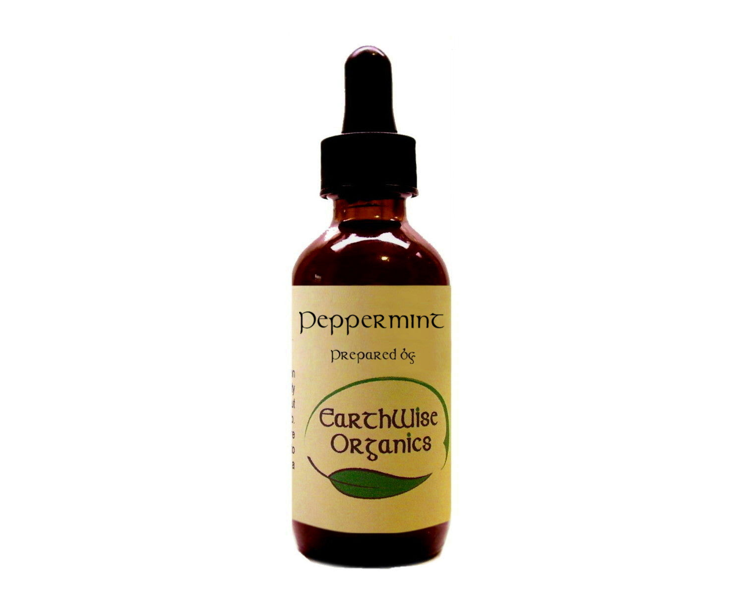 peppermint organic herbal tincture