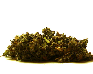 raspberry leaf smokable herb