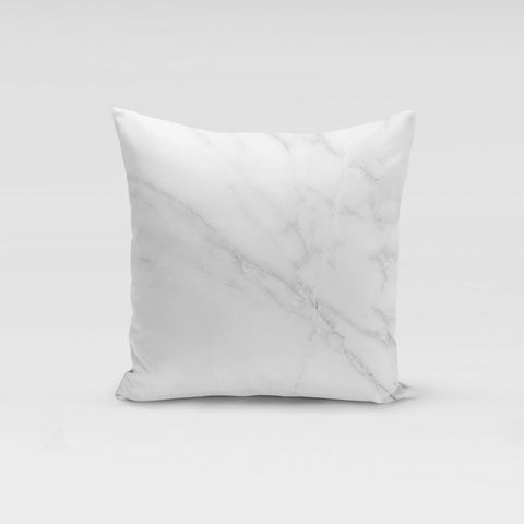 White Marble Pillow