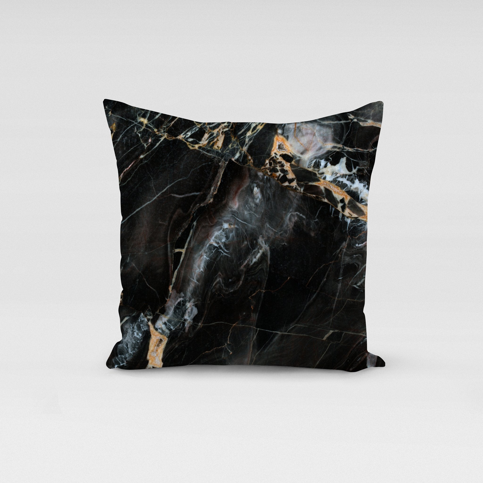 Turtle Marble Pillow