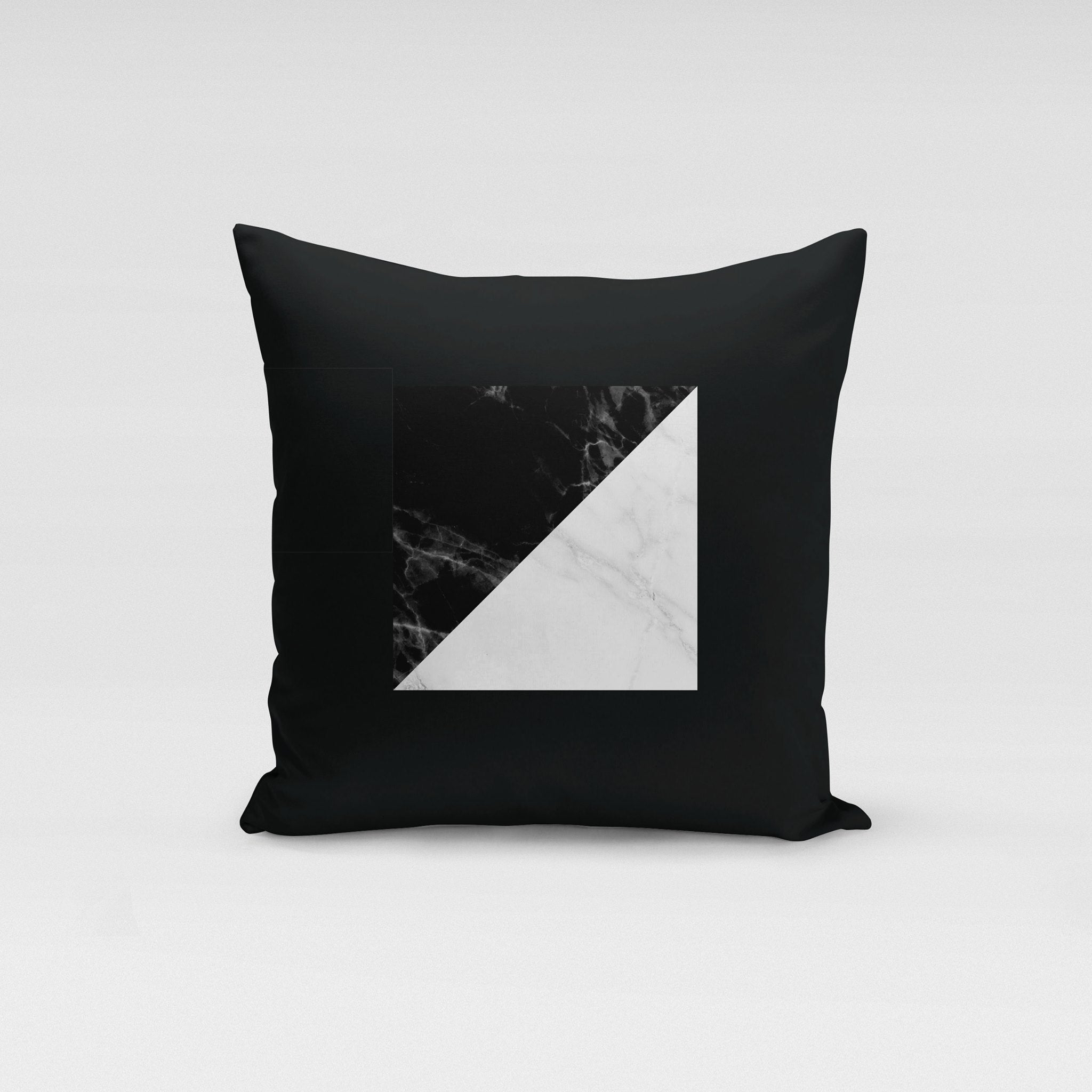 Square Marble Pillow