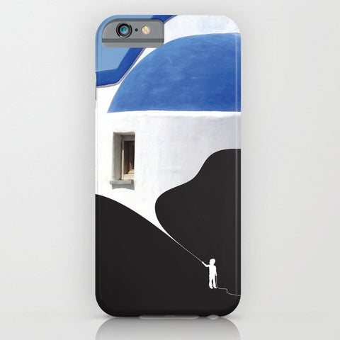 Santorini, Greece for iPhone 5/5s & SE