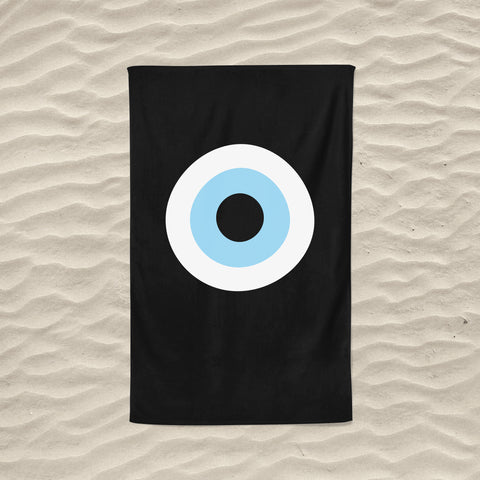 The Black Eye Towel