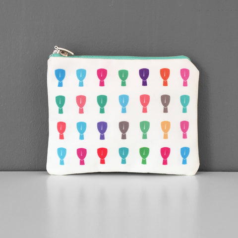 Cycladic Colors coin purse