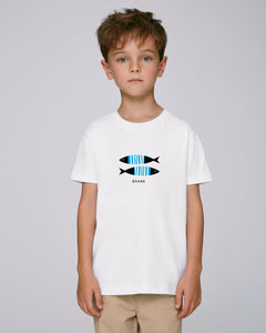 Fish Hellas kids tshirt