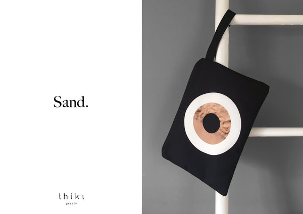 The Black Sand Clutch