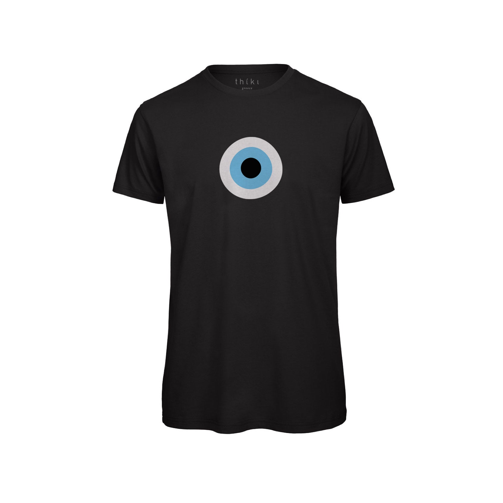 The Black Evil Eye T-shirt
