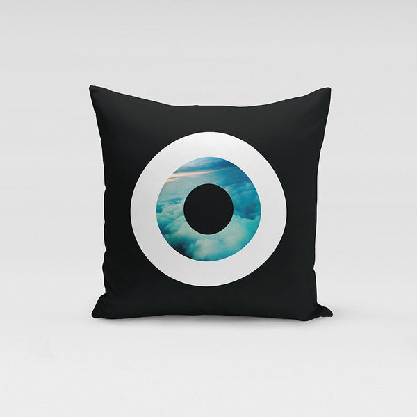 The Black Sky Pillow
