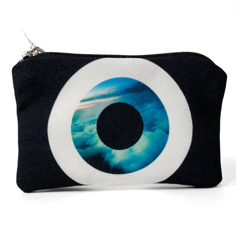 Black Sky mini coin purse