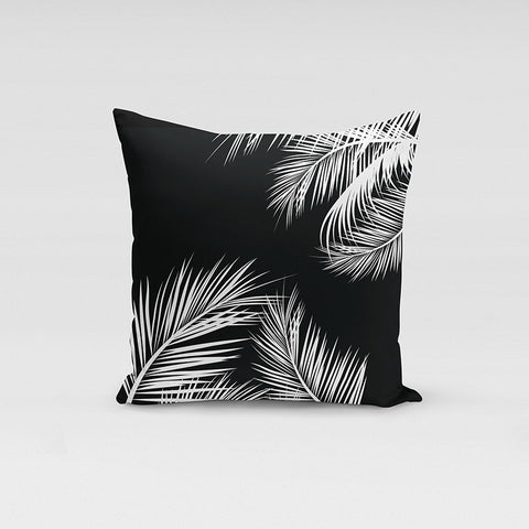 Black Summer Pillow