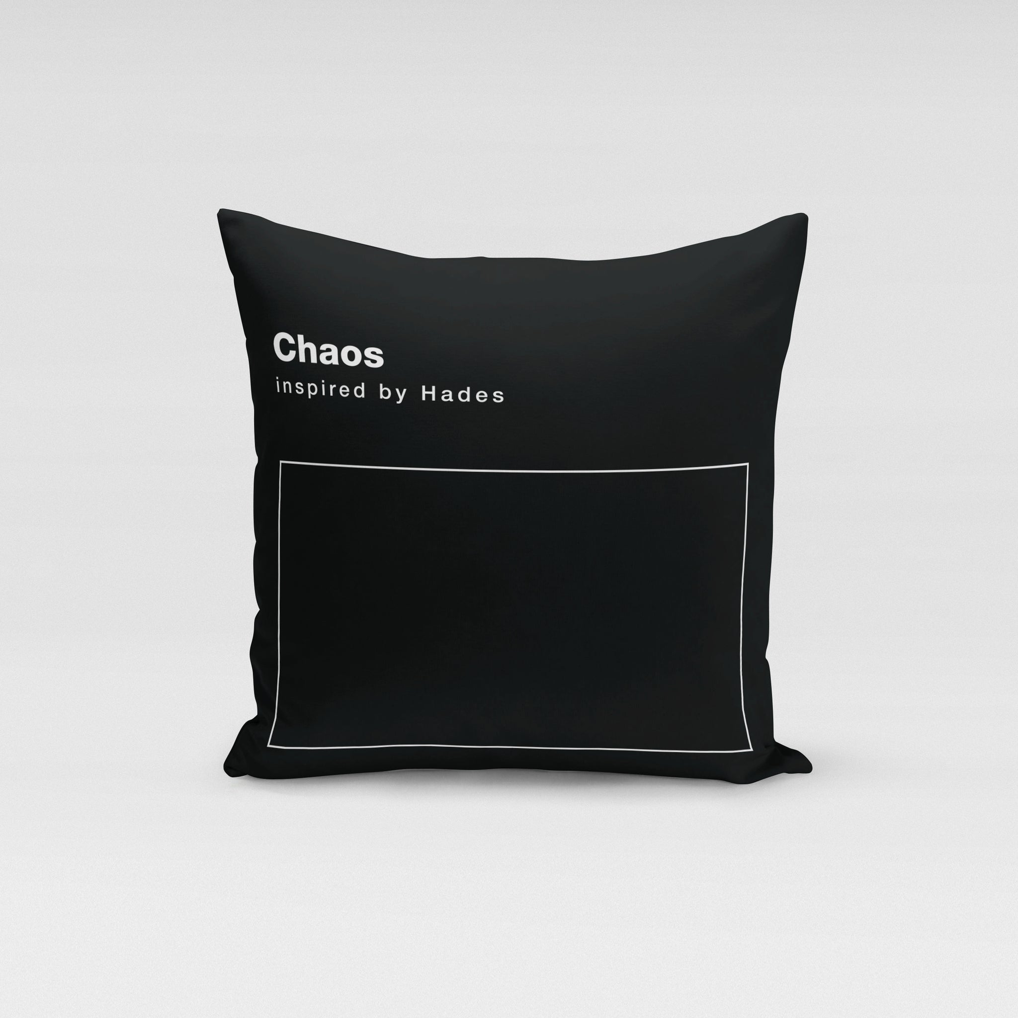 Chaos Pillow