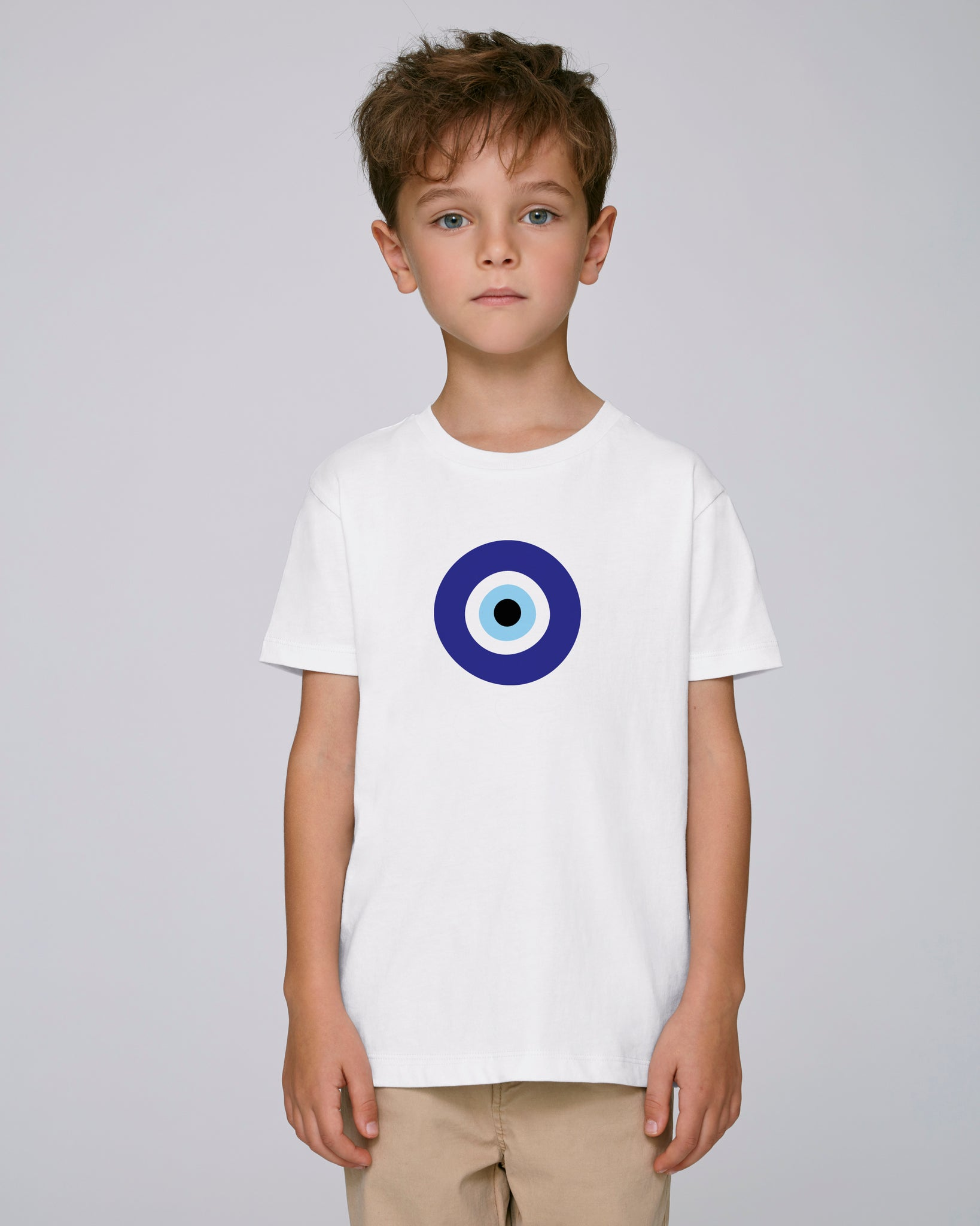 The Evil Eye kids tshirt