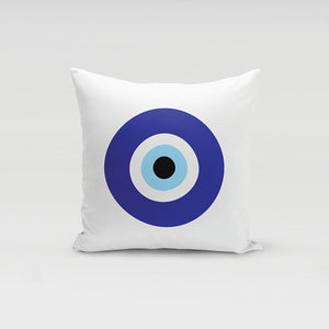 The Evil Eye Pillow