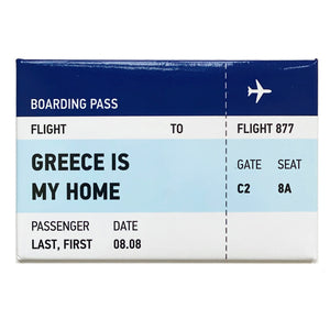 Greece is my home magnet