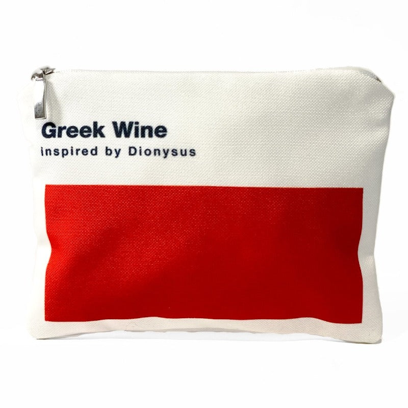 Greek Wine bag