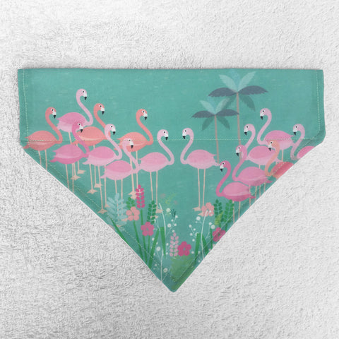 The Flamingo Party Bandana