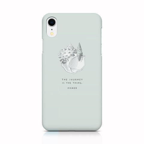 Homer phone case for iPhone XR