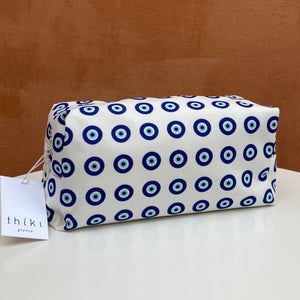 Classic evil eye box bag