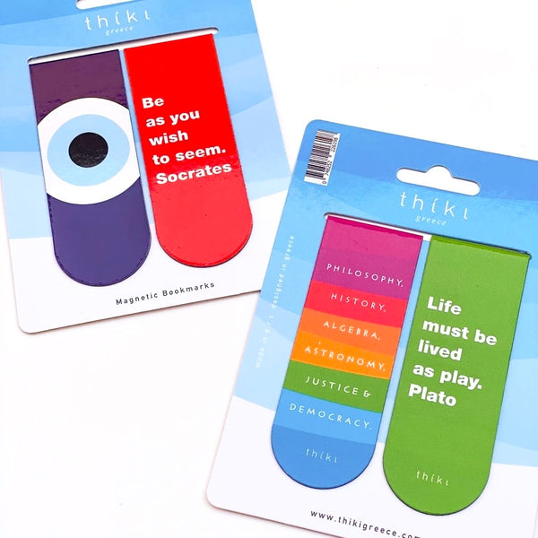 Magnetic Bookmarks set A
