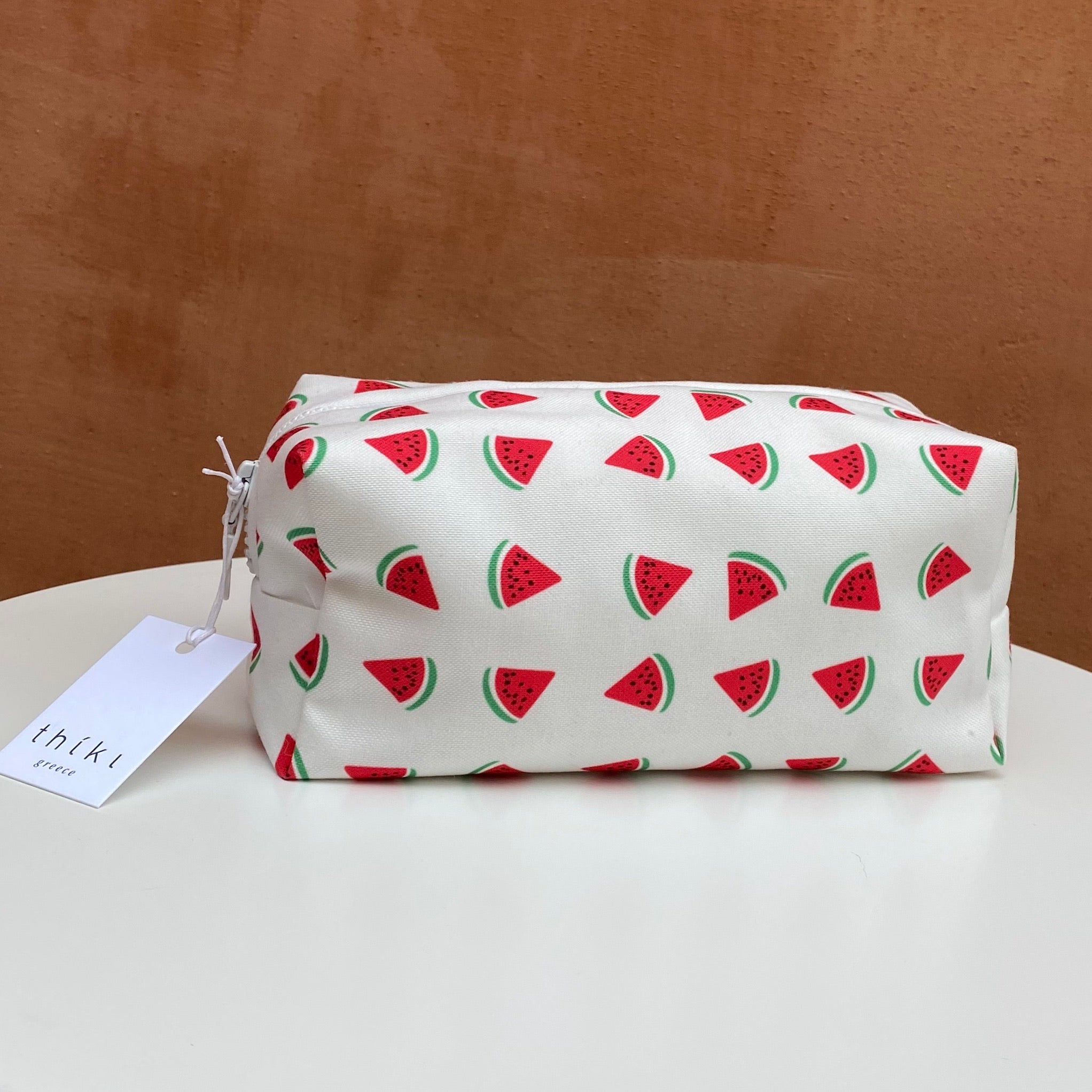 White watermelon box bag