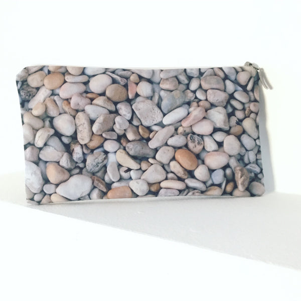 The Stones cosmetic bag