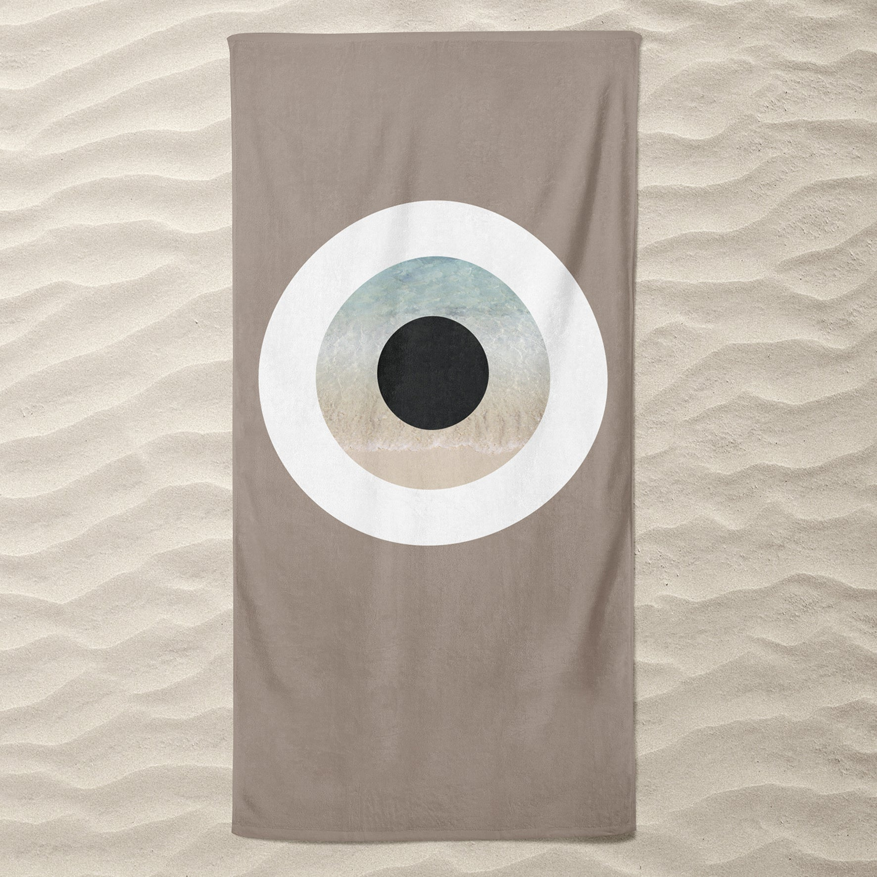 Koufonisi Beach Towel