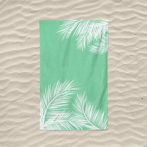 The Mint Summer Towel