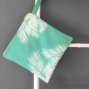 Mint Summer Swim Bag