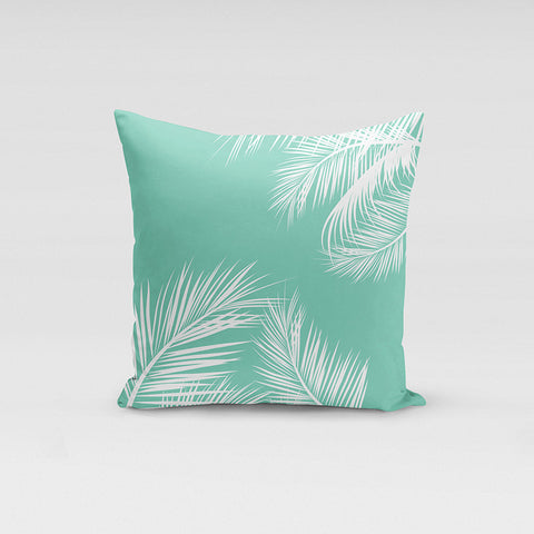 Mint Summer Pillow